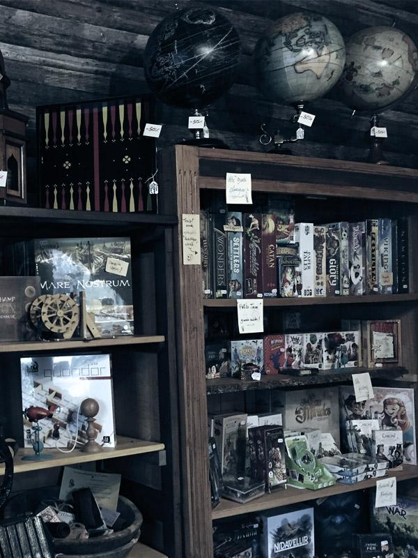 Notre boutique de jeux de société à charlieu